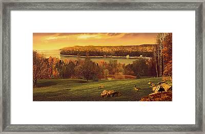 Grand View Framed Print by Doug Kreuger