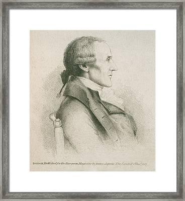 Granville Sharp 1735-1813, English Framed Print