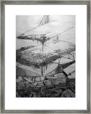 Graphic Art  Europa 2013 Framed Print by Waldemar Szysz