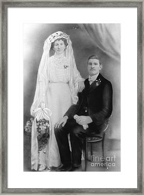 Great Grandparents Framed Print