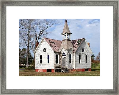 Great Old Church Framed Print