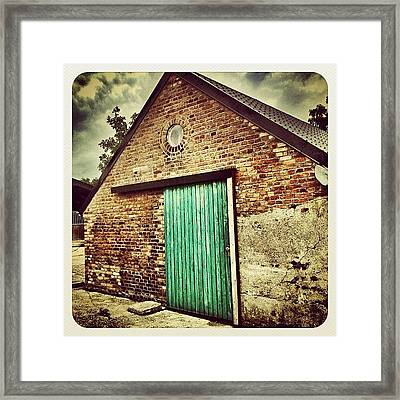 Great Place For Pics This Friends Framed Print