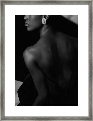 Great Profile 1 Framed Print