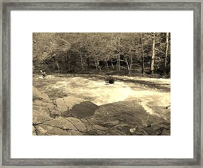 Great Smoky Mountain Framed Print by Janice Spivey