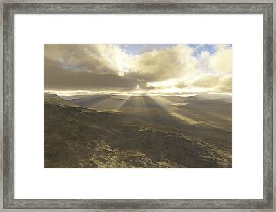 Great Valley Framed Print