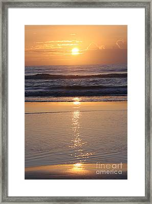Great World Framed Print by Clint Day