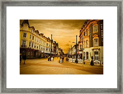 Great Yarmouth Framed Print by Ruth MacLeod