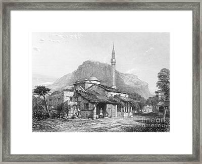 Greece: Corinth Framed Print by Granger