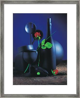 Green Pearl  Framed Print by Mauro Celotti