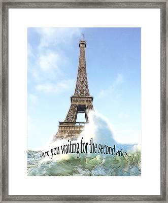 Greenhouse Effect Framed Print