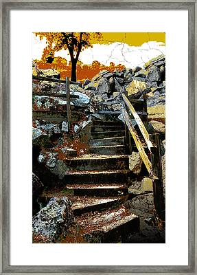 Griffith Quarry 1 Framed Print
