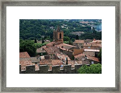 Grimaud Framed Print by Dany Lison