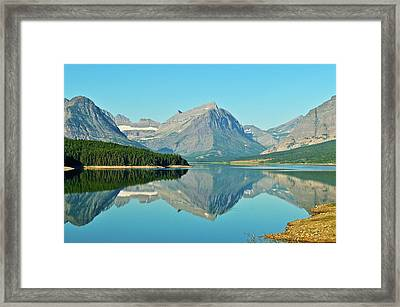 Grinnell Point  Framed Print by Greg Norrell