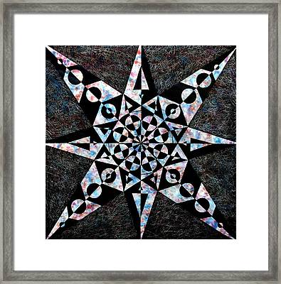 Grishtha Framed Print by Sumit Mehndiratta
