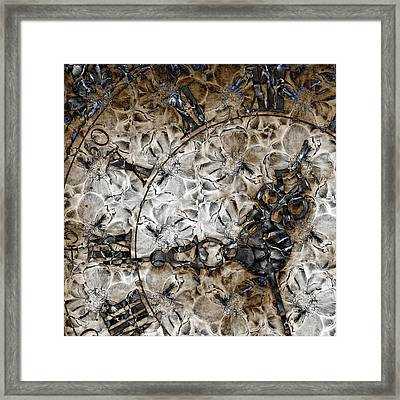Growth Of Time Framed Print