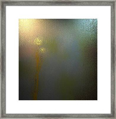 Guess ? Framed Print by Ines Garay-Colomba