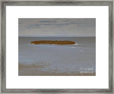 Guilligans Island Framed Print