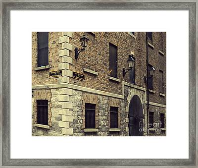 Guinness Storehouse Dublin Framed Print by Louise Fahy