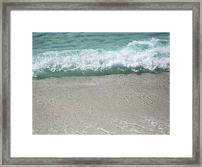 Gulf Coast Framed Print