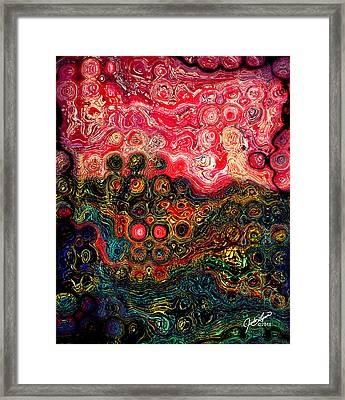 Gumbo Framed Print