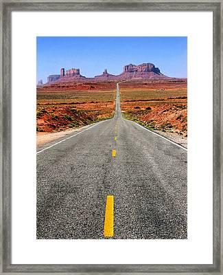 Gumproad Framed Print