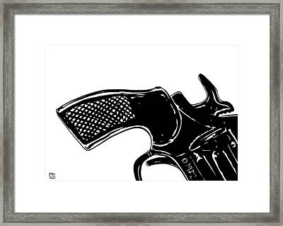 Gun Number 2 Framed Print