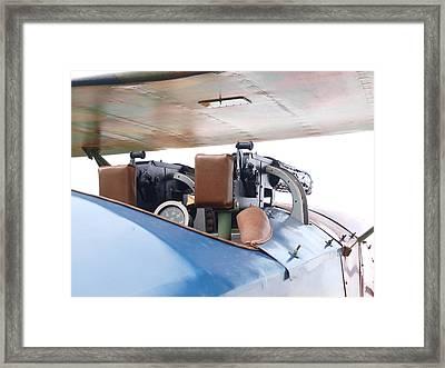 Gunners Position Framed Print