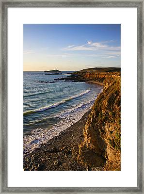 Gwithian Beach Framed Print