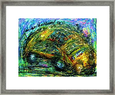 Gypsy Car  Framed Print