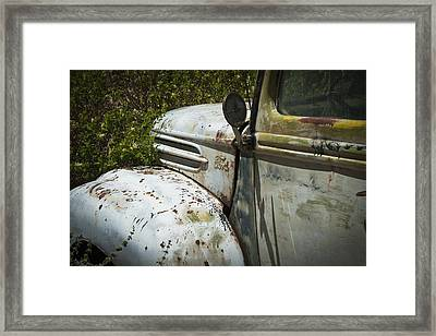 Hackberry Ford Framed Print