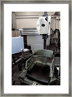 Hadron Therapy Equipment Framed Print by Ria Novosti