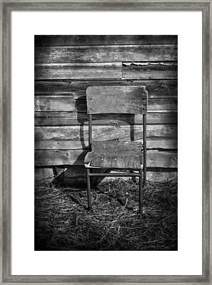 Hair Cut  Framed Print by Jerry Cordeiro