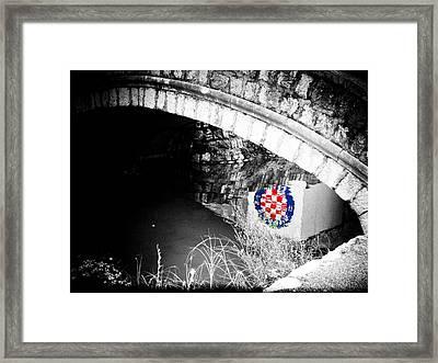 Hajduk Framed Print by Ivica Vulelija