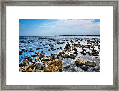 Halfway There Framed Print by Dan Crosby