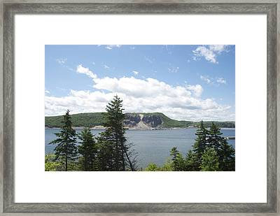 Halifax Ns Framed Print