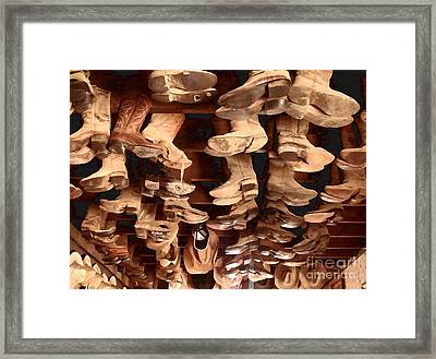 Hang 'em High Framed Print