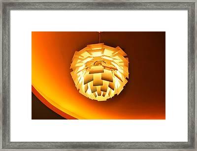 Hanging Framed Print by Barry R Jones Jr