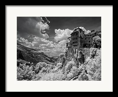 Cuenca Framed Prints