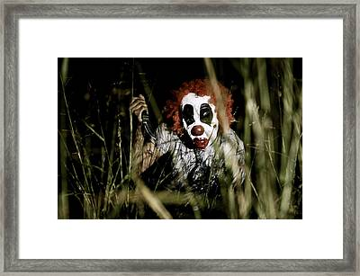 Happy Halloween Framed Print by Snow  White