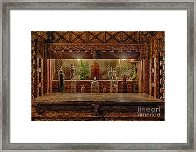 Happy Hour Framed Print by Susan Candelario