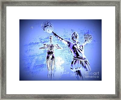 Happy Times Remembered Framed Print