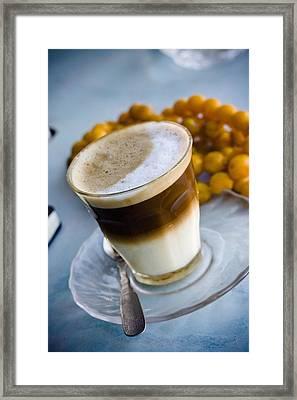 Harar, Ethiopia, Africa Coffee And Framed Print by David DuChemin