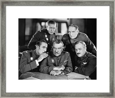 Hard-boiled Haggerty, 1927 Framed Print
