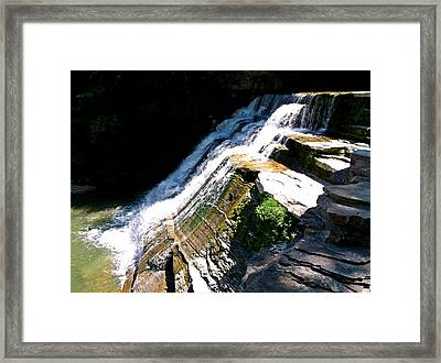 Framed Print featuring the photograph Harmony by Christian Mattison