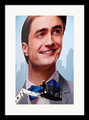 J.k. Rowling Framed Prints