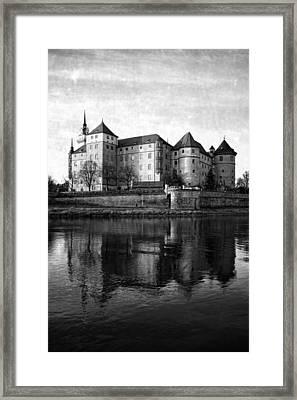 Hartenfels Castle Framed Print by Falko Follert