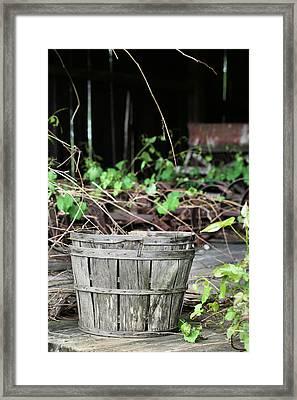 Harvest Time Framed Print by JC Findley