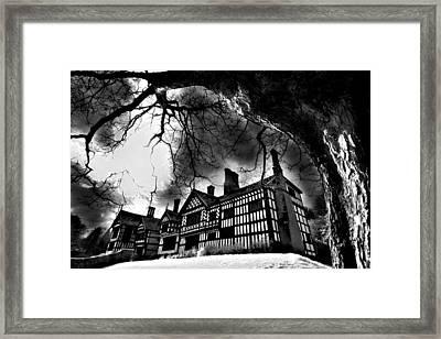 Haunted Hall Framed Print by Matt Nuttall