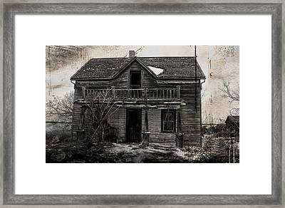 Haunting East Framed Print by Jerry Cordeiro