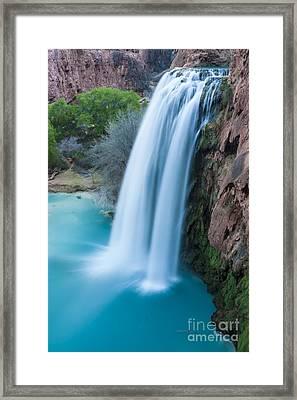 Havasu Falls I Framed Print by Scotts Scapes